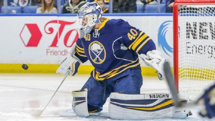 The Buffalo Sabres have re-signed goaltender Robin Lehner to a one-year, $4 million contract....