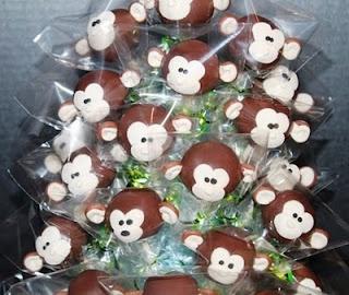 cutest monkey cake pops ever!!!