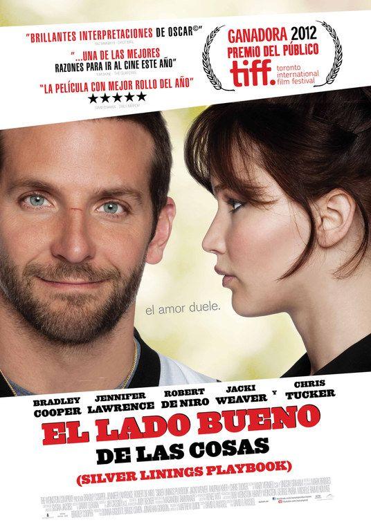 Las mejores películas de amor - El lado bueno de las cosas (2012)