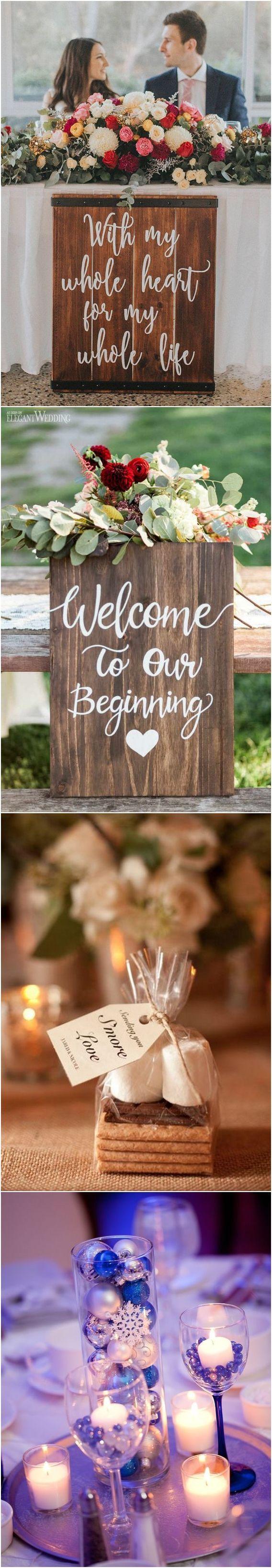 Wedding Quotes  : Winter wedding ideas  #winterwedding #winter #weddingideas www.deerpearlflow