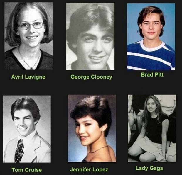 Celebrity High School Year Book Pictures – 42 Pics ...