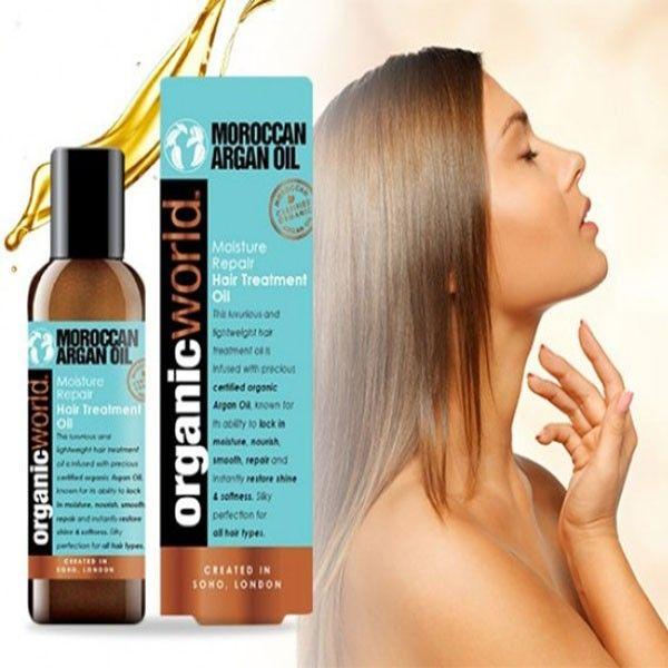 naroccan-argan-oil  Η σειρά βιο-οργανικών καλλυντικών προϊόντων συνεχίζεται με το Moroccan Argan Oil για θεραπεία των μαλλιών και των νυχιών σας! Ενυδατώνει, θρέφει και καταπολεμά τη ξηρότητα και τη πιτυρίδα χάρη στα πλούσια φυσικά συστατικά του, βιταμίνες(A, E και F) Ωμέγα-3 και Ωμέγα-6. Μην αφήνετε τα μαλλιά σας σε λήθαργο!
