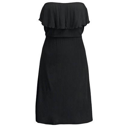 Cette petite robe bustier noire vous permettra de créer des tenues légères et idéales pour le prochain barbecue ou même pour une soirée plutôt décontractée! Dès 15,00€. Ici:  http://stylefru.it/s428324 #petiterobenoire #jersey #leger #decontracte