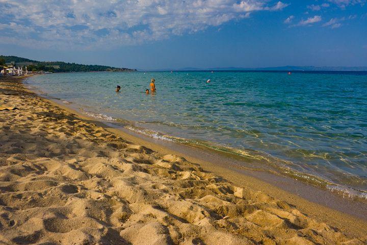 Neos Marmaras Bay, Sithonia, Greece / Νέος Μαρμαράς © 2012 Goran Kojadinović