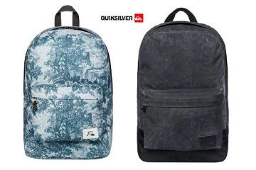 Si quieres COMPRAR MOCHILAS QUIKSILVER BARATAS ONLINE, aprovecha este chollos para comprar la mochila Quiksilver Night con descuento. Te ahorras 27 euros!!