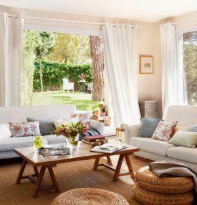 Vidéki hangulatok – Napfénytől ragyogó otthonok – Hogyan árnyékoljunk?   Az otthon szépsége