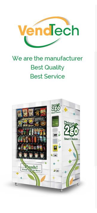 Best Vending Machines for your Vending Machine Business in ...