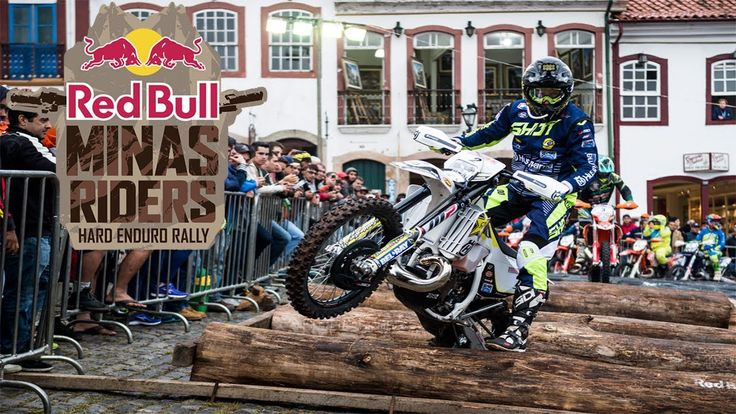 Red BUll Minas Riders prologo ouro preto ( Prologue )