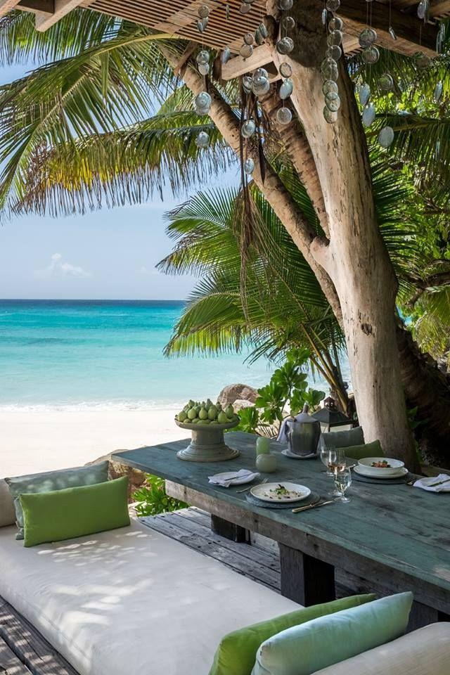 die besten 25 seychellen ideen auf pinterest. Black Bedroom Furniture Sets. Home Design Ideas