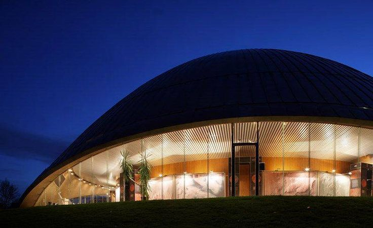 Bildergebnis für Planetarium bochum