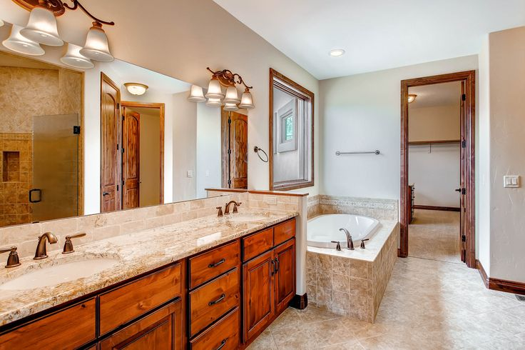11 Best Hilltop Dream Home Design Images On Pinterest Colorado Springs Denver And Master Bathroom