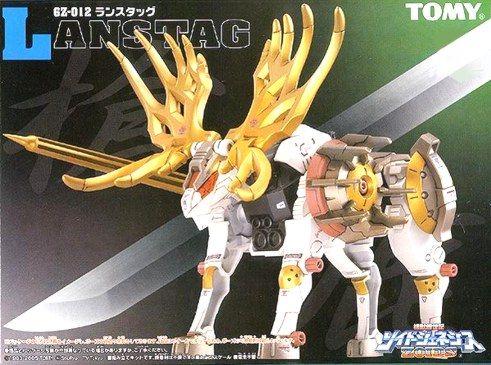 #transformer tomy zoids lanstag gz-012 zoids genesis model kit japan