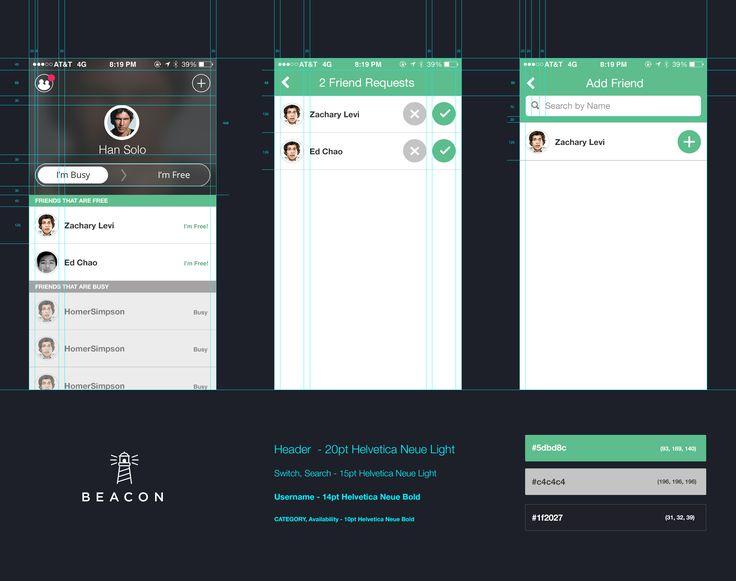 redlines for ios app