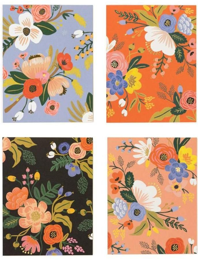 Rifle Paper Company Lively Floral Cards