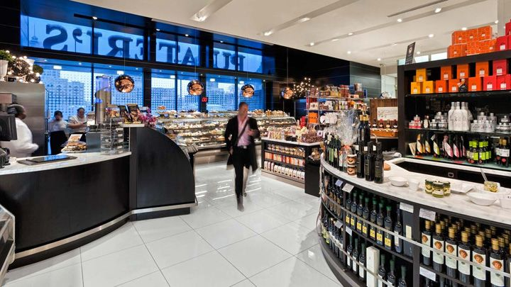 Pusateris gourmet store by GH A Design Toronto 06