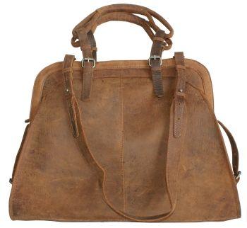 Alberta Fine Leather | Bigstone Tote