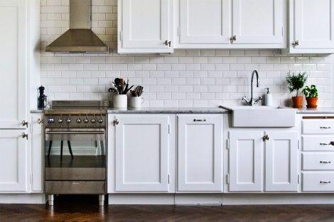 1920's style Swedish kitchen