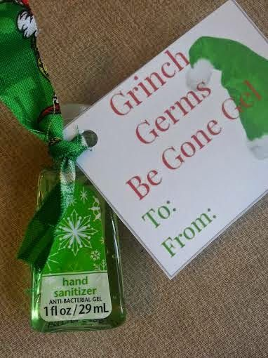 Grinch christmas gift ideas