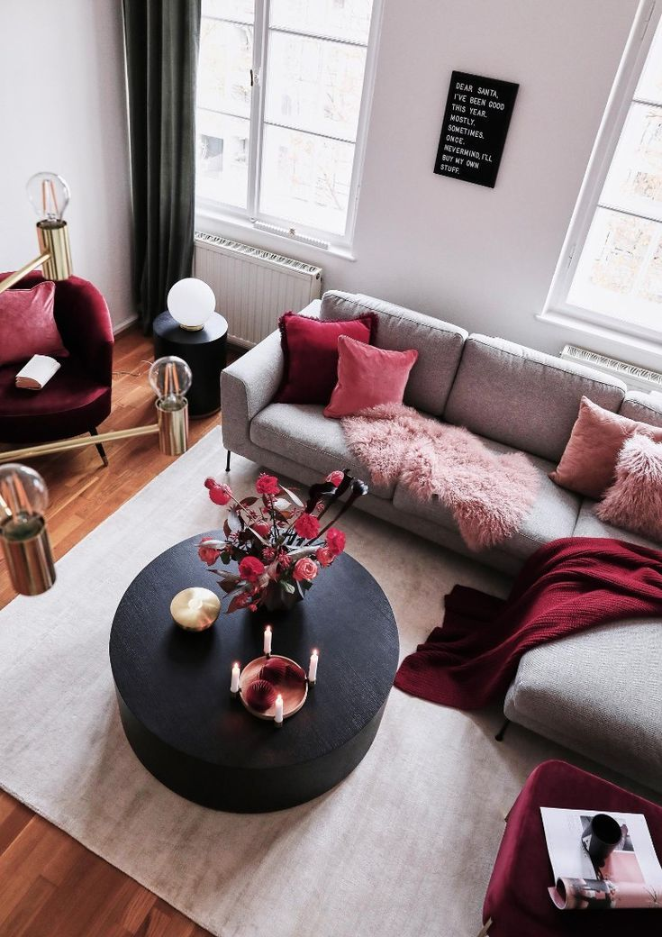 10 Colorful Living Room Ideas To Steal From Pinterest Colourful