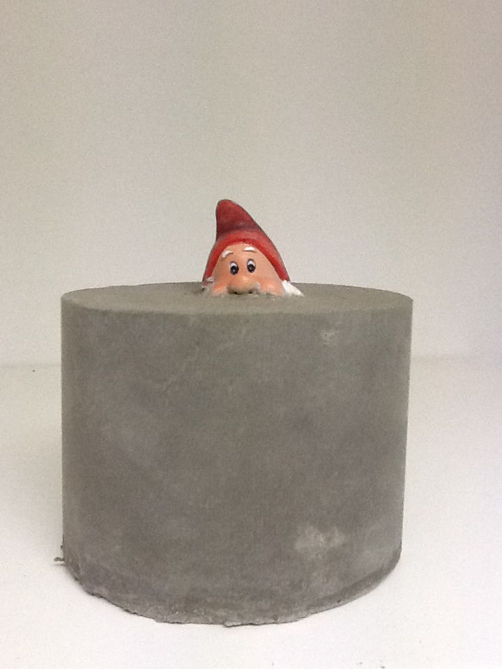 53 best images about cast concrete planters on pinterest gardens growing succulents and - Casting concrete planters ...