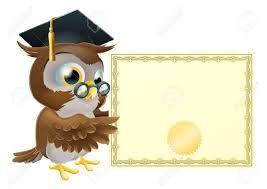 Resultado de imagen para buhos animados graduados                                                                                                                                                      Más