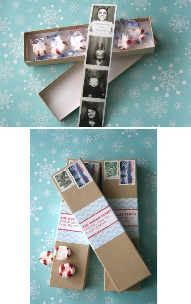 Photobooth Strip in a Box