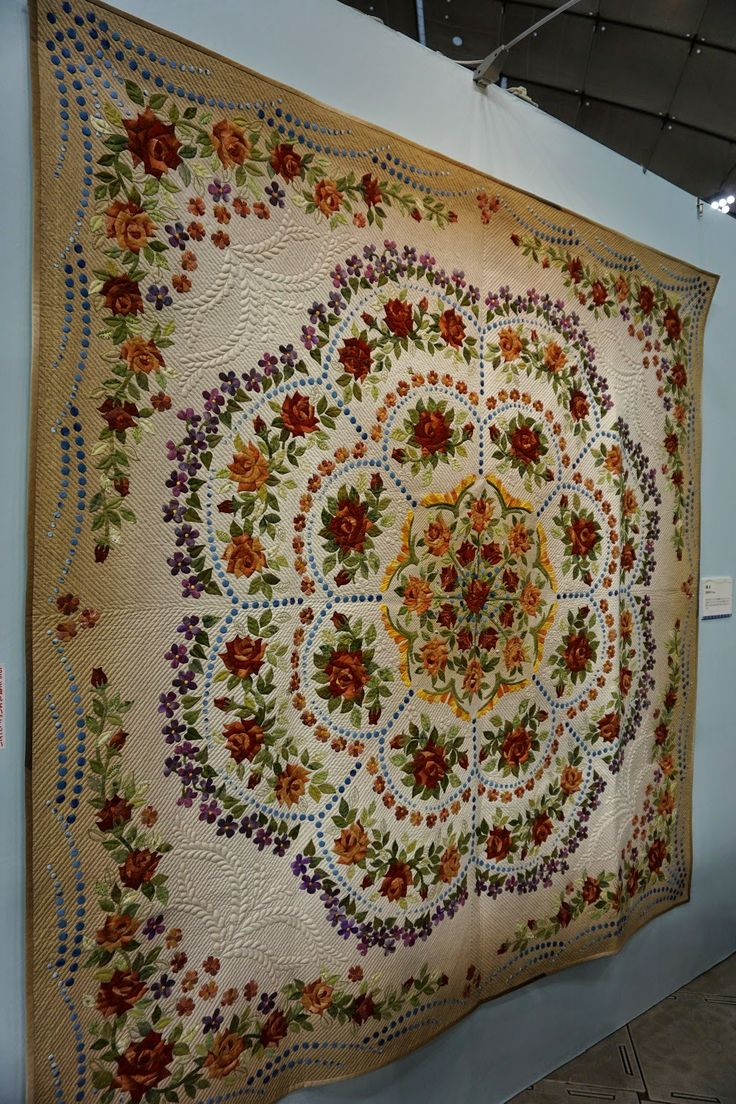 185 best Awesome Quilts images on Pinterest   Embroidery, Classic ... : great quilts - Adamdwight.com