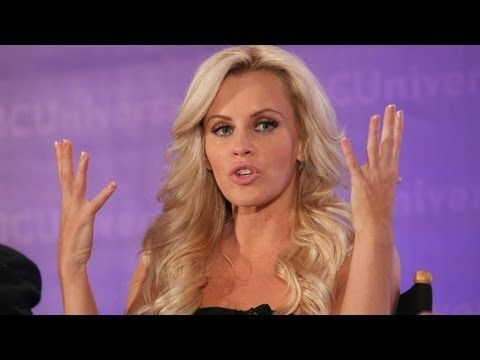 """Beginning on 0:39, actress and model Jenny McCarthy states that """"Without a doubt in my mind, vaccinations triggered Evan's (her sons) autism."""" She states this, but is she qualified to? How does she know? The other video showed otherwise."""