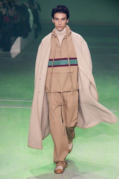 c7a9a93628b Lacoste Fall 2019 Ready-to-Wear Fashion Show in 2019