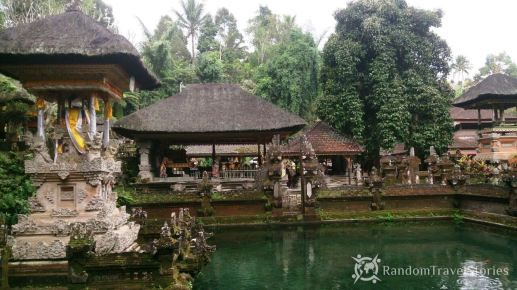 Putra Tirta Empul, Bali