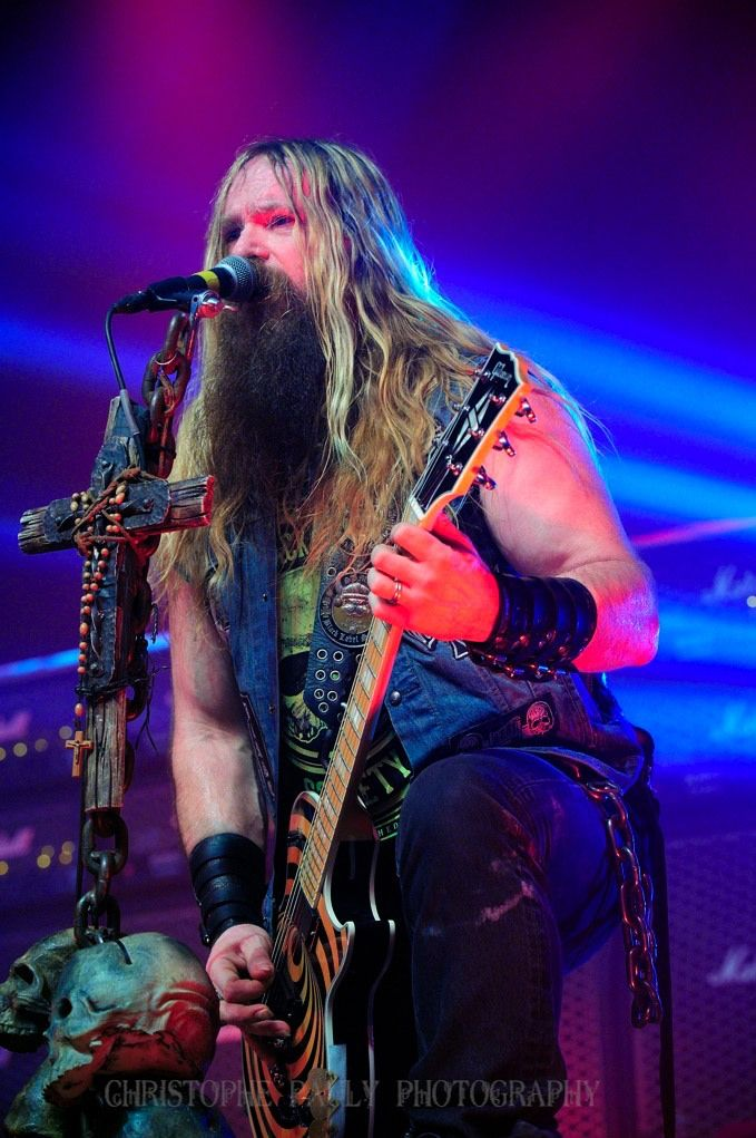 Epic Firetruck's Zakk Wylde's Black Label Society ~ Christophe Pauly Photography ~