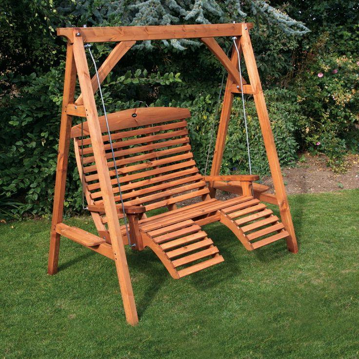 Comfort swing seat garden swing seat garden swing