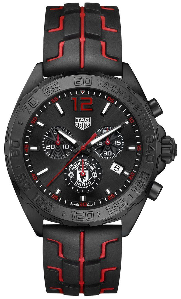 tagheuer watch formula 1 manchester united add content. Black Bedroom Furniture Sets. Home Design Ideas