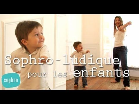 ▶ Sophrologie ludique pour les enfants - YouTube
