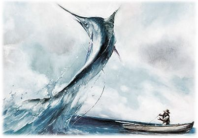an analysis of change in the old man and the sea by ernest hemingway Analysis the old man and the sea (1952) ernest hemingway (1899-1961) hemingway knew this was his greatest work of art: this is the prose that i have been working for all.