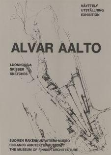 Alvar Aalto. Luonnoksia-näyttely. 1973.