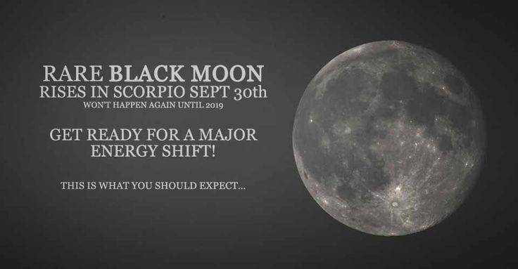 This Friday, two huge cosmic events will be occurring: a rare Black Moon, and a major energy shift. What do these two things mean for you?