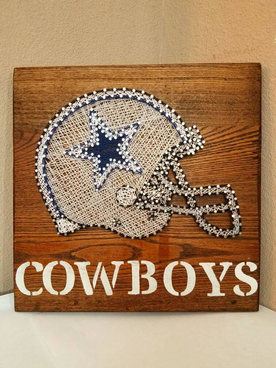 Best 25 cowboys helmet ideas on pinterest dallas for Dallas cowboys arts and crafts