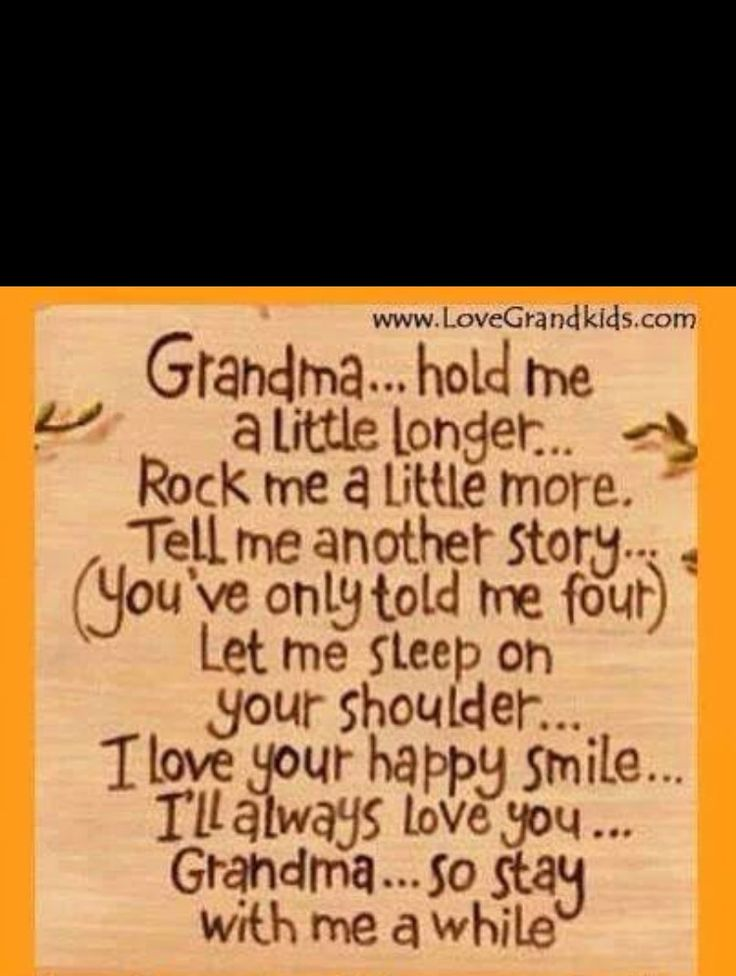 Love my grandgirl