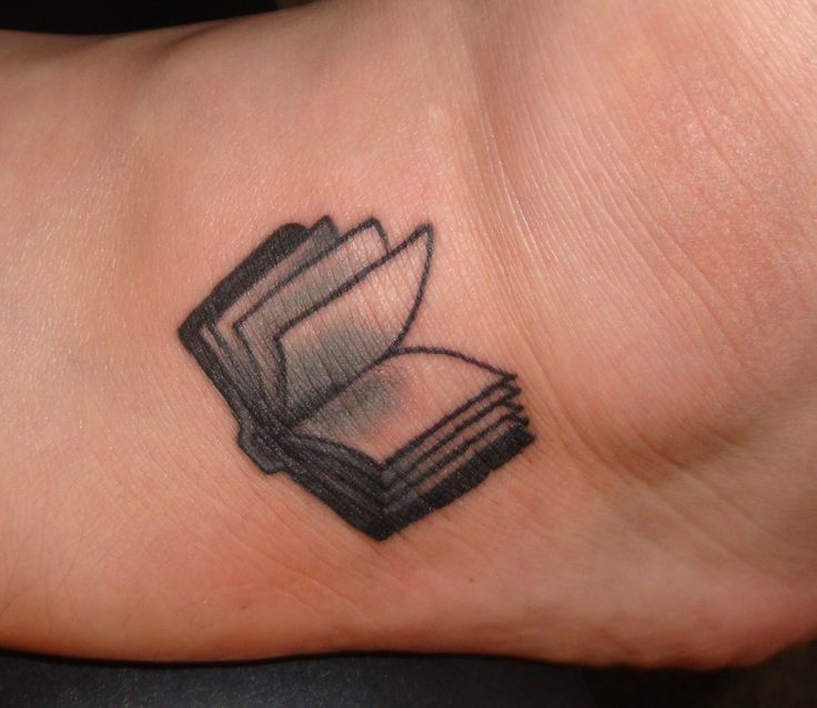 #tattoo #book #booktattoo #libro