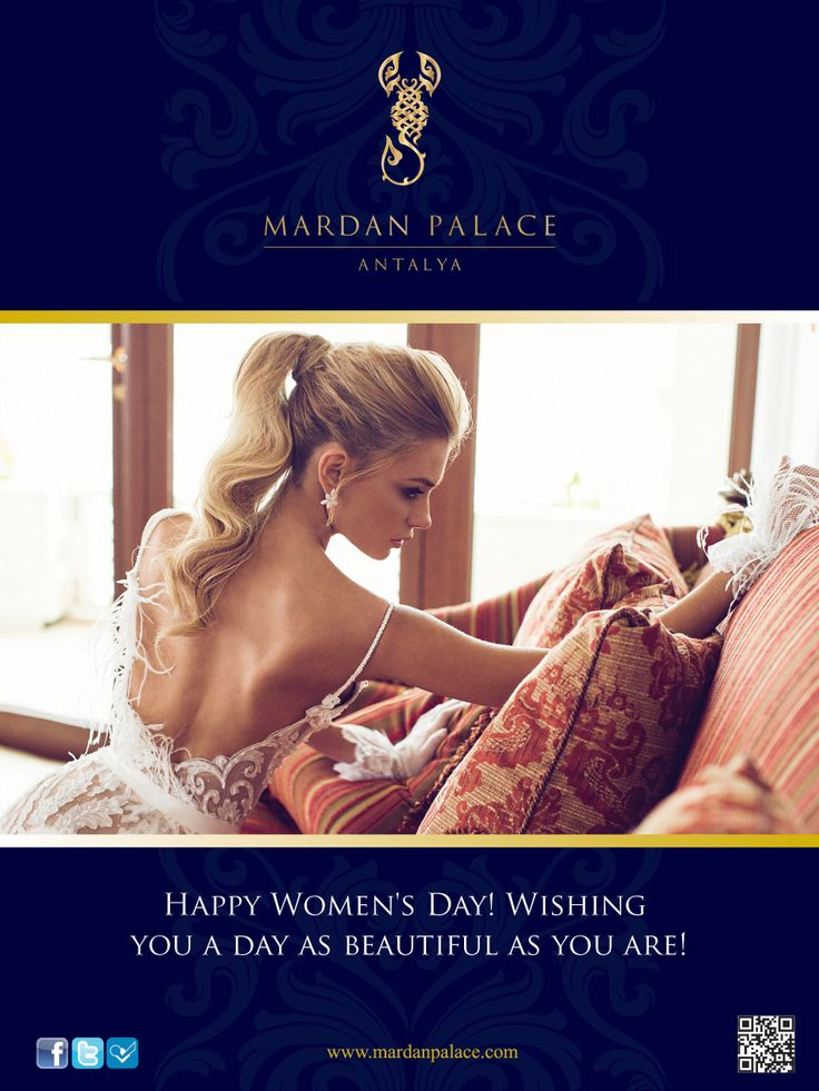 Happy Women's Day! Wishing you a day as beautiful as you are! #womansday #womensday #8march