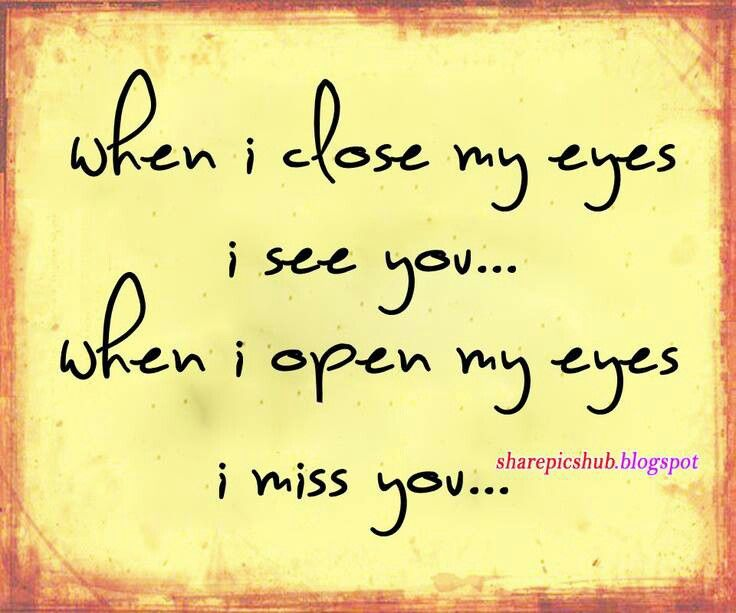 I You Miss Romantic Words Say To