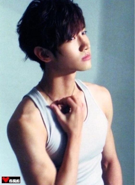 Changmin (First Kpop love♥)