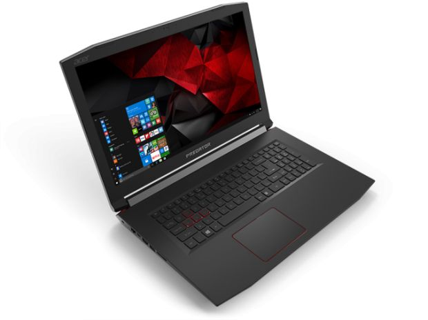 Acer expands its gaming notebook line with the powerful Predator Helios 300