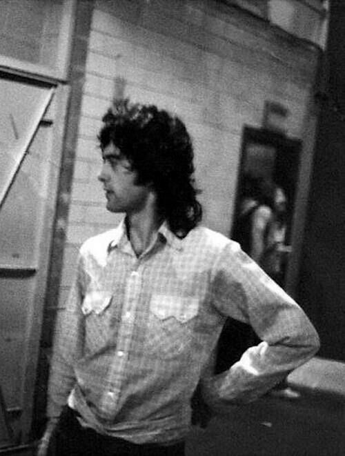 Jimmy Page of Led Zeppelin #JimmyPage #Led Zeppelin #LedZep #Zep