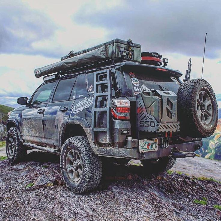 Time to go off road! ・・・ Fantastic 4runner photo by