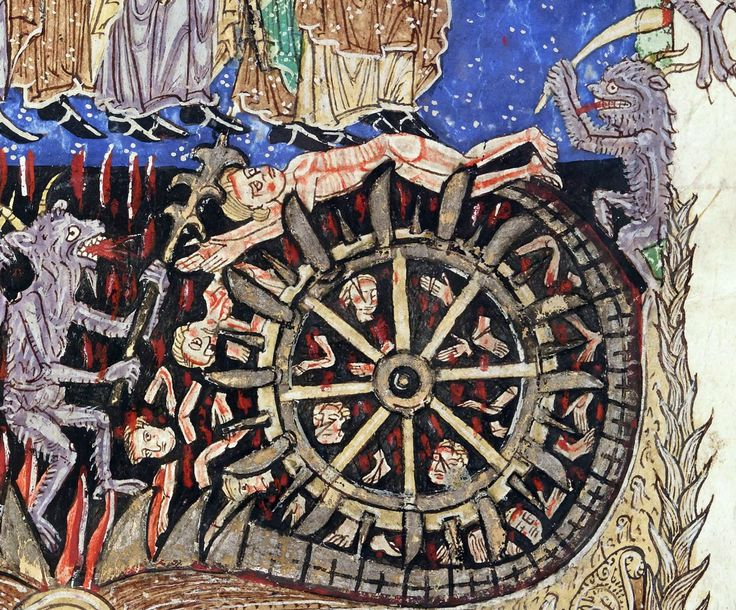 144 best images about Hell and demons from the Middle Ages ...