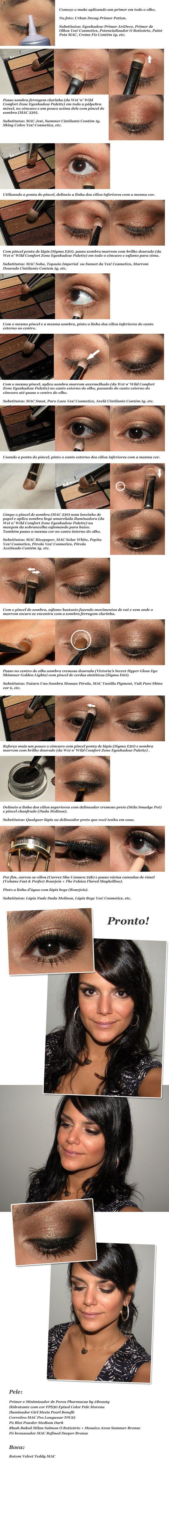 Wet N' Wild Drugstore Makeupmakeup Tipseye Makeuphair