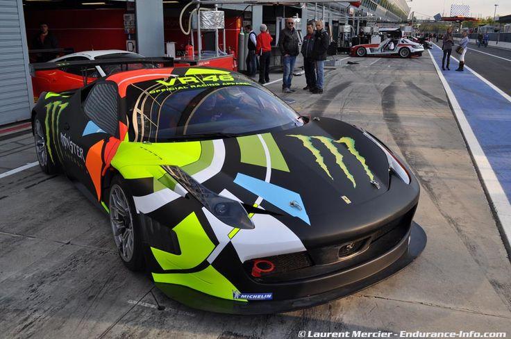 2012:  Ferrari Blancpain GT Endurance Series