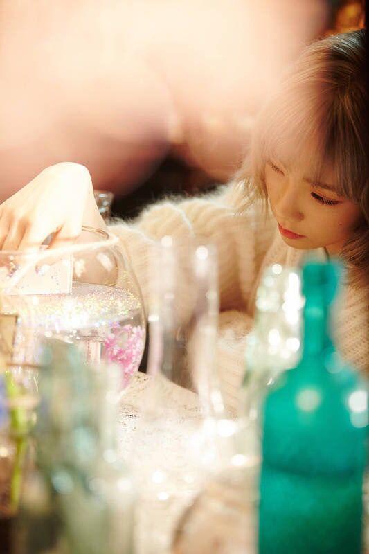 160416 Genie Music update RAIN mv backstage SNSD Taeyeon